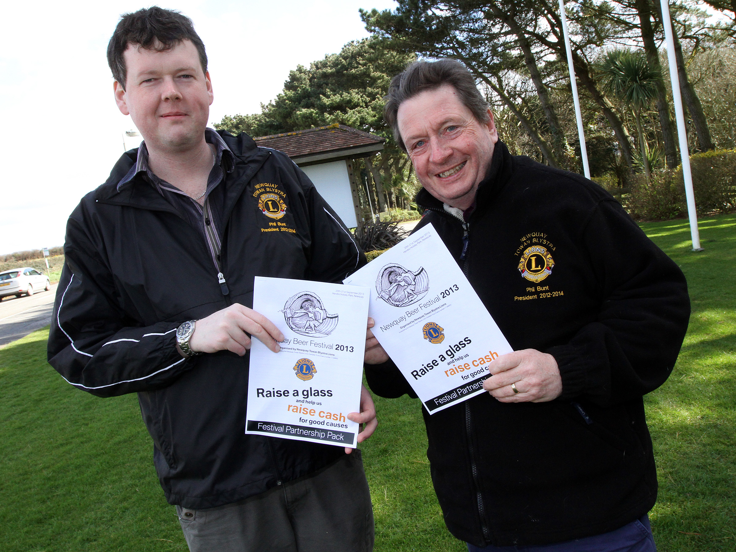 Local businesses invited to support Newquay Beer Festival