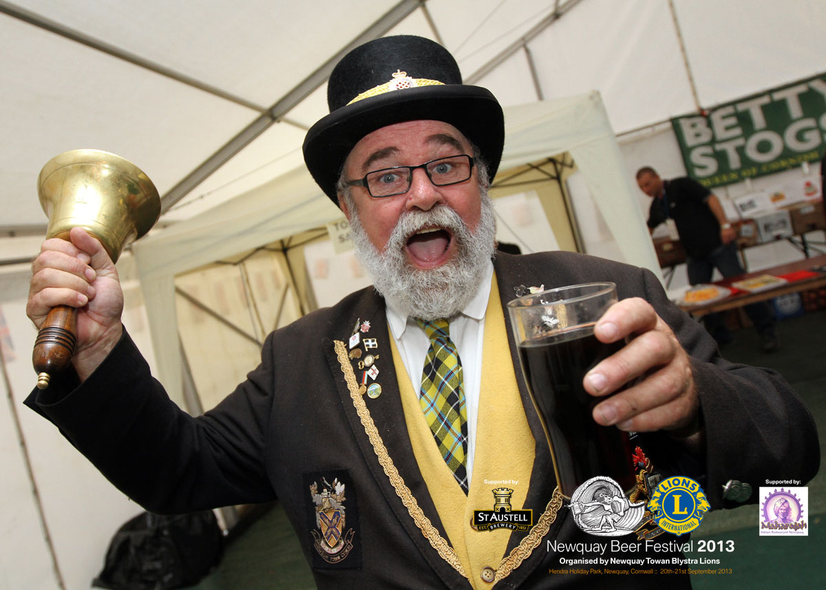 First Day of Newquay Beer Festival a huge success