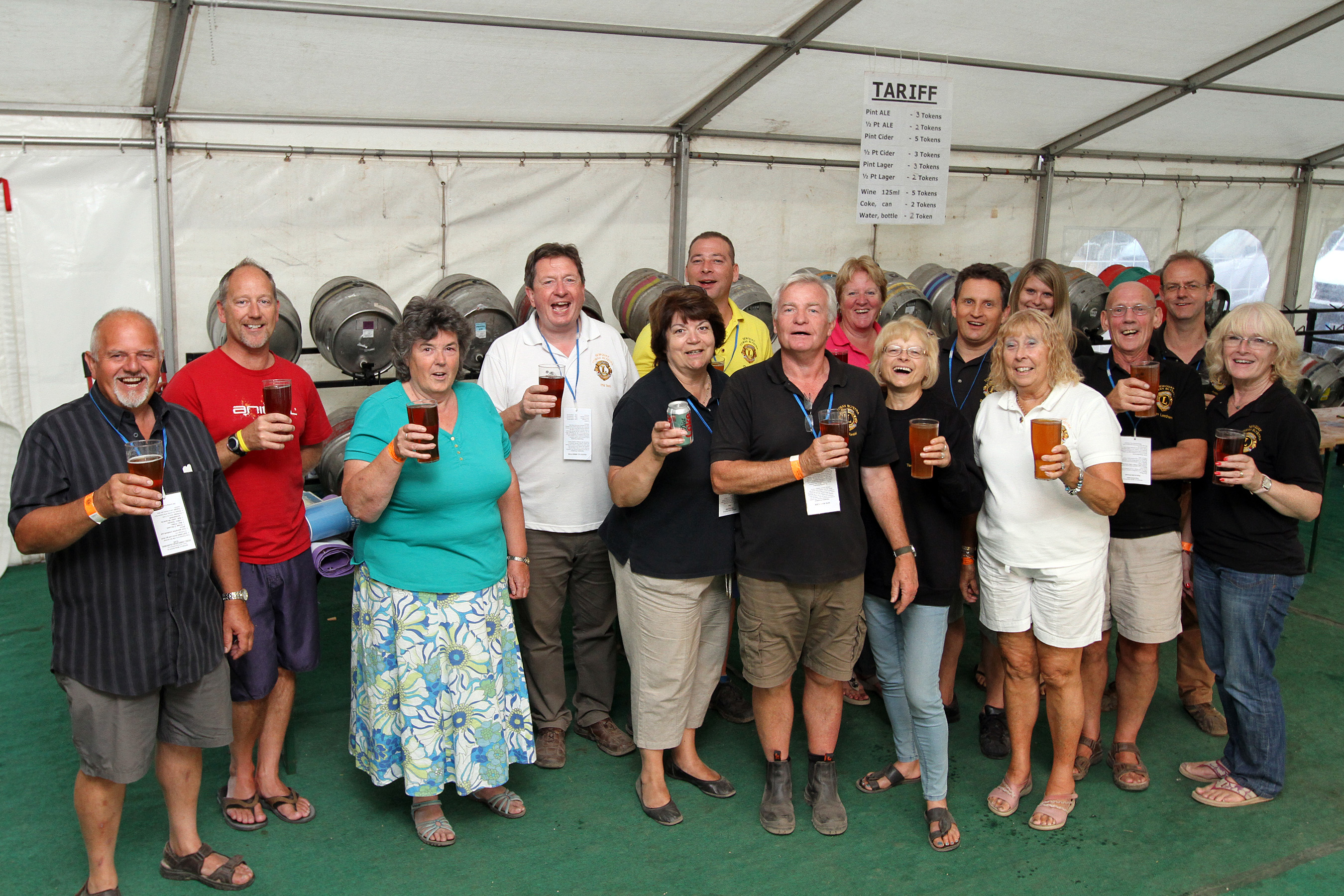 Newquay Beer Festival 2014 a huge success!
