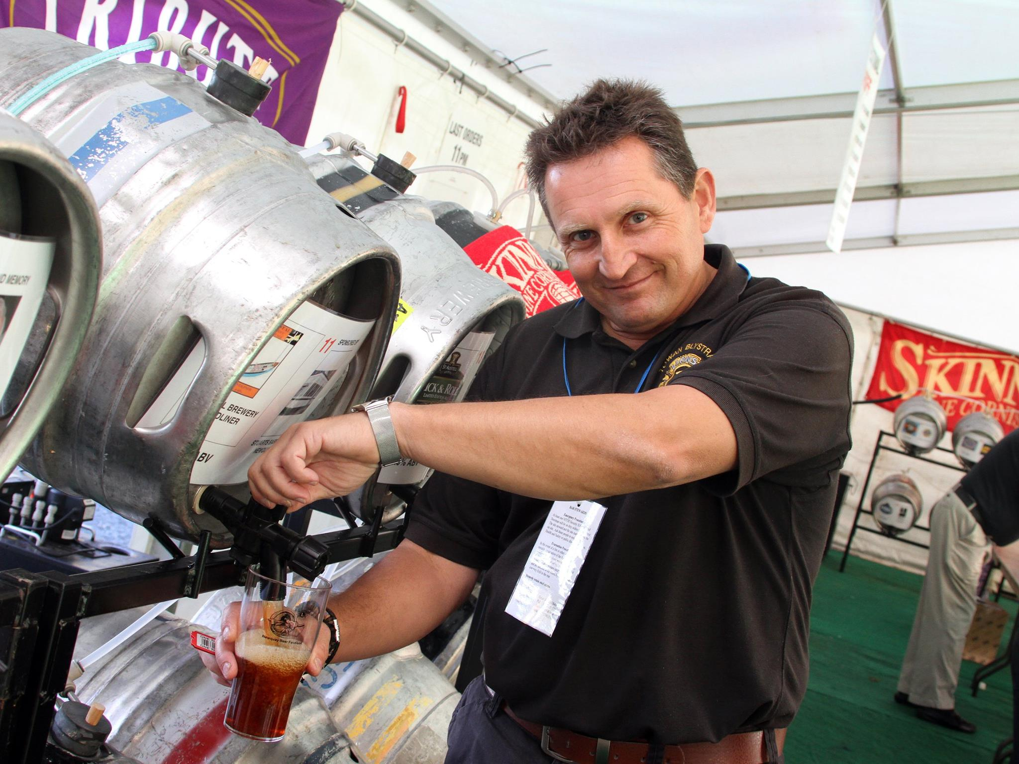 Newquay Beer Festival Organisers announce beer and cider line-up.