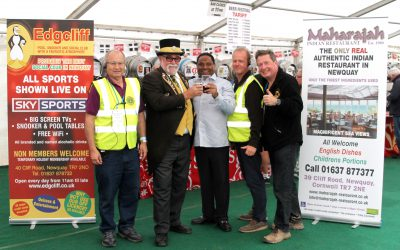 Triumphant return for Community Beer Festival!