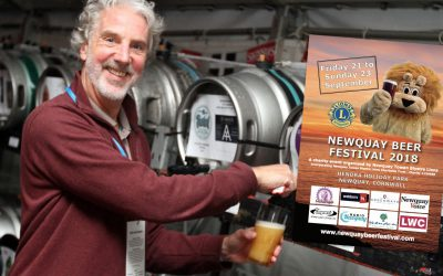 2018 Newquay Beer Festival Programme released