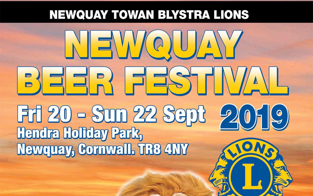 Beer Festival Programme Now Online